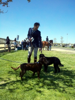 Jim Rice Horse Show Mex April 28 2012