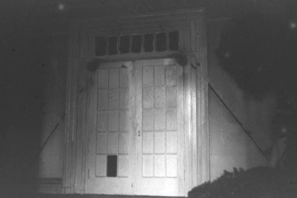 Gordon Matta Clark cut out 207 2nd avenue 1975 1976 Lutzes house